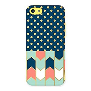 Pattern Pastal Back Case Cover for iPhone 5C
