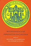 img - for Mathematics of Derivative Securities book / textbook / text book