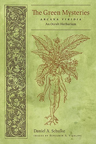 The Green Mysteries: An Occult Herbarium (Herbarium Press compare prices)
