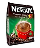 Nescafe Instant Espresso Roast 3 in 1 Coffee Mix Powder (27 X 18g.)