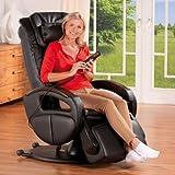 Massagesessel-Komfort-Deluxe-mit-Shiatsu-Massagefunktion-drehbar-Transportrollen