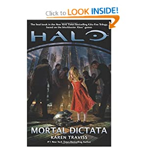 Halo: Mortal Dictata by Karen Traviss