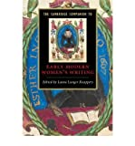 img - for [(The Cambridge Companion to Early Modern Women's Writing)] [Author: Laura Lunger Knoppers] published on (November, 2009) book / textbook / text book