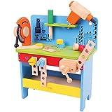 Bigjigs Toys Établi à machines-outils