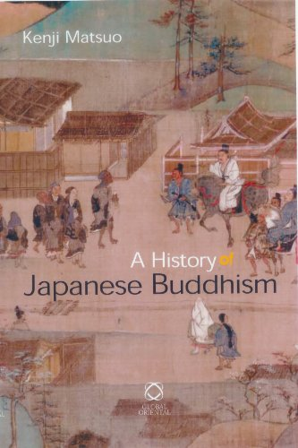 A History of Japanese Buddhism