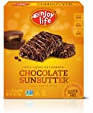Enjoy Life Decadent Bars, Chocolate Sunbutter, 1.2 oz., 5 Count