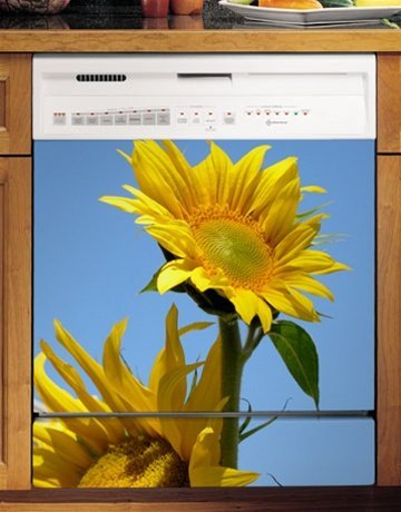 Grip Promotions 10869 Sunflowers Appliance Art- Small