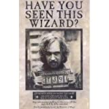 (11x17) Harry Potter and the Prisoner of Azkaban Wanted Movie Poster