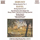 Debussy - Ravel : Quatuors à cordes