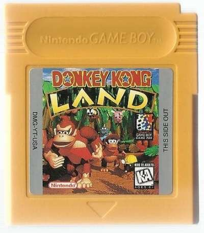 Donkey Kong Land