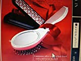 Avon 3 in one brush pop up brush and mirror and comb christmas limitied edition