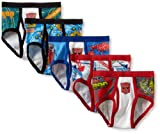 Fruit of the Loom Boys 2-7 Transformer Prime 5 Pack Brief