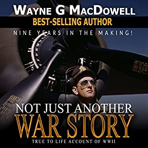 Not Just Another War Story Audiobook