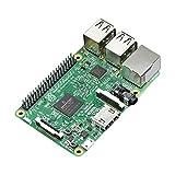 【ノーブランド 品】Raspberry Pi 3 Model B  Bluetooth 4.1ワイヤレスLAN  USB 2.0