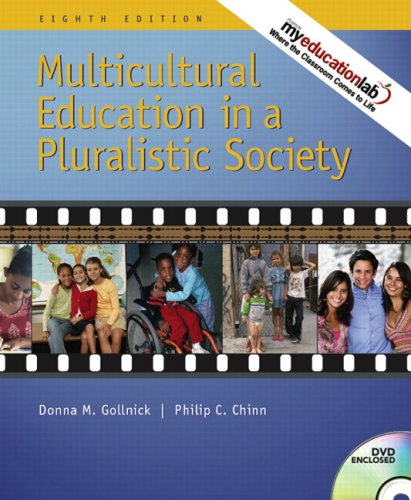 Multicultural Education in a Pluralistic Society  Value...