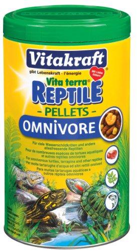 VITAKRAFT Reptile Pellets - 1 l (Turtle Pellets)