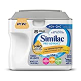 Similac Pro-Advance Infant Formula with 2'-FL Human Milk Oligosaccharide (HMO) for Immune Support, 23.2 ounces (Single Tub)