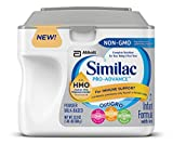 Similac Pro-Advance Infant Formula with 2'-FL Human Milk Oligosaccharide (HMO) for Immune Support, 23.2 ounces (Single Tub)