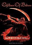 Bioworld Merchandising - Children Of Bodom poster tissu Hate Crew Deathroll 75 x 110 cm