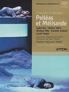 Debussy, Claude - Pelléas et Mélisande (2 DVDs + NTSC)