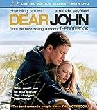 Dear John (Limited Edition Blu-ray & DVD Combo Pack)