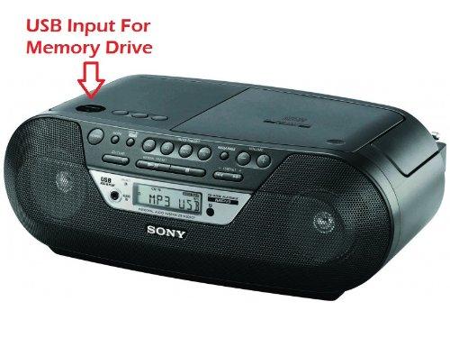 Sony Portable Mega Bass Reflex Stereo Sound System