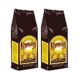 Kahlua Gourmet Ground Coffee, Original, 12 Ounce (Pack of 2) (Color: Brown)