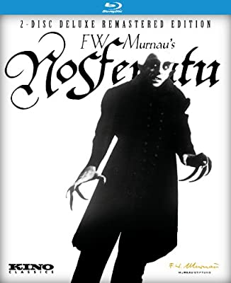 Nosferatu: Kino Classics 2-Disc Deluxe Remastered Edition [Blu-ray]