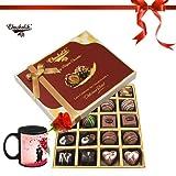 20pc Adorable Choco Surprise With Mug - Chocholik Belgium Chocolates