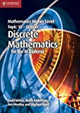 Mathematics Higher Level for the IB Diploma Option Topic 10 Discrete Mathematics (1107666945) by Fannon, Paul