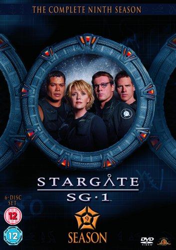 Stargate SG-1 – Season 9 [DVD]