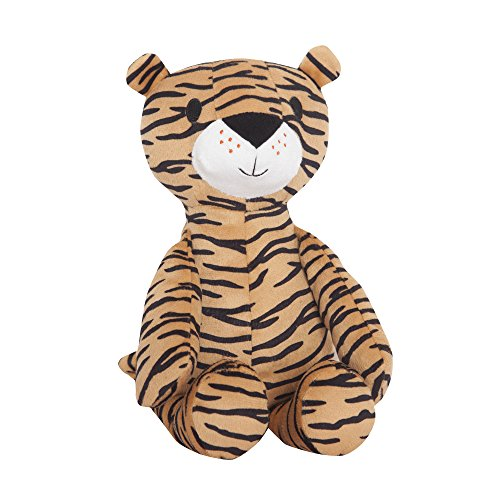 Bedtime Originals Baby League Plush Toy, Tiger Stripes