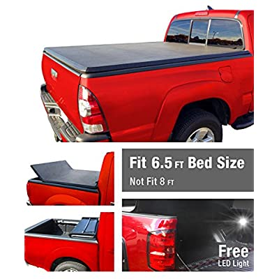 5 99-15 FORD F250 F350 SUPER DUTY CAB ROOF RUNNING AMBER LED LIGHTS COVER SMOKE