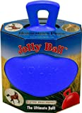 "Horsemen's Pride 10"" Horse Jolly Ball Blue"