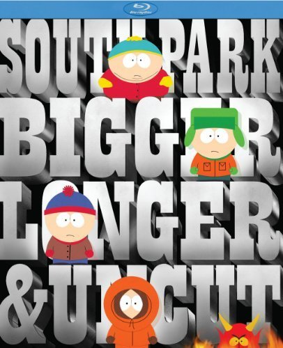 South Park: Bigger, Longer & Uncut [Blu-ray] by Warner Bros.