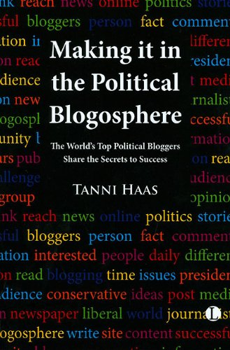 USED VG Making it in the Political Blogosphere The Worlds Top Political Blog