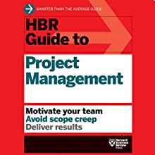 HBR Guide to Project Management (       UNABRIDGED) by  Harvard Business Review Narrated by Jonathan Yen