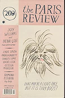 Paris Review #209 – Summer 2014