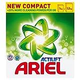 Ariel Actilift Bio Washing Powder - 22 Washes, 12 packs (total 264 wash)