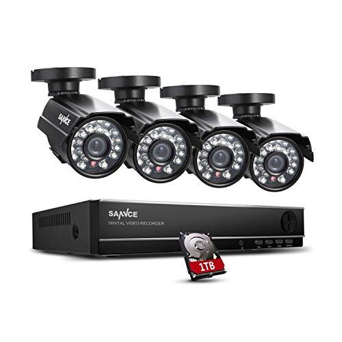 ANNKE-berwachungssystem-CCTV-Videoberwachung-4CH-720P-DVR-Recorder-mit-1-TB-Festplatte-plus-4-berwachungskameras-700-TVL-wetterfest-Nachtsicht-20-30-Meter-fr-innen-und-auen-berwachung