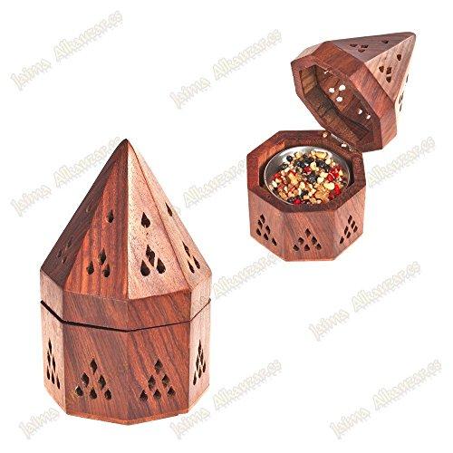 pyramid-madera-cabreuva-bohne-container-kohle-weihrauch-brenner