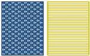 We R Memory Keepers We R Memory Keepers A2 Nautical Embossing Folder Set