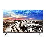 Samsung Electronics UN49MU8000 / UN49MU800D 49-Inch 4K Ultra HD Smart LED TV (2017 Model) (Certified Refurbished)