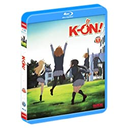 K-ON! Volume 4 [Blu-ray]