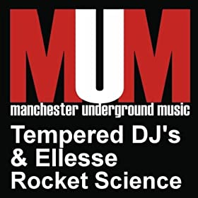 Tempered DJ's & Ellesse - Rocket Science