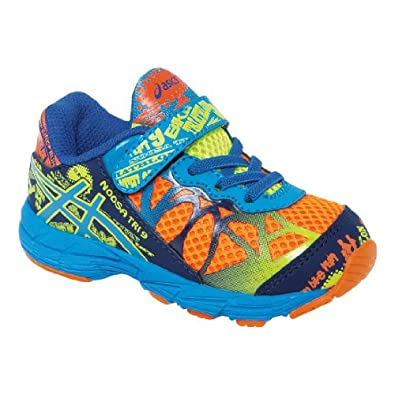 Buy Asics Noosa TRI 9 TS Running Shoe (Toddler) by ASICS