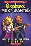 img - for Night of the Puppet People (Goosebumps Most Wanted #8) book / textbook / text book