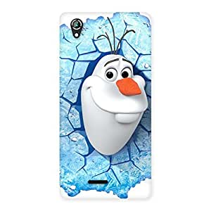 Gorgeous Ola Multicolor Back Case Cover for Lava Iris 800