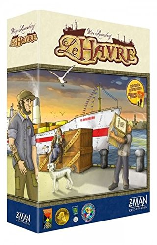 Le Havre -Including Le Grand Hameau (Francis Drake Board Game compare prices)