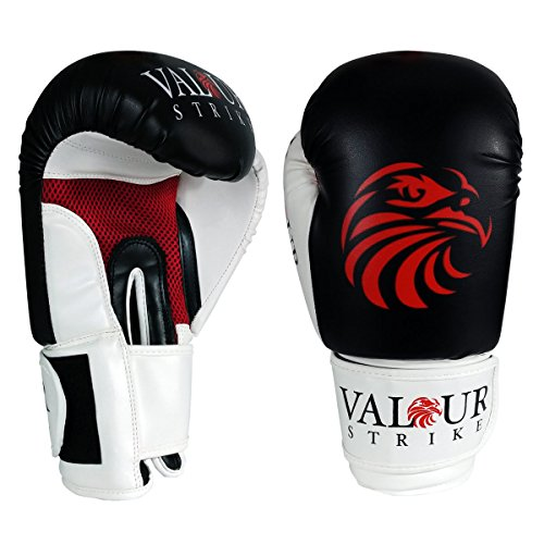 Boxing-Gloves-Sparring--Pro-4oz-16oz-Punch-Bag-Fight-MMA-Muay-Thai-Grappling-Fight-Adult-Mitts-Martial-Arts-Training-Kickboxing-Punching-Glove-
